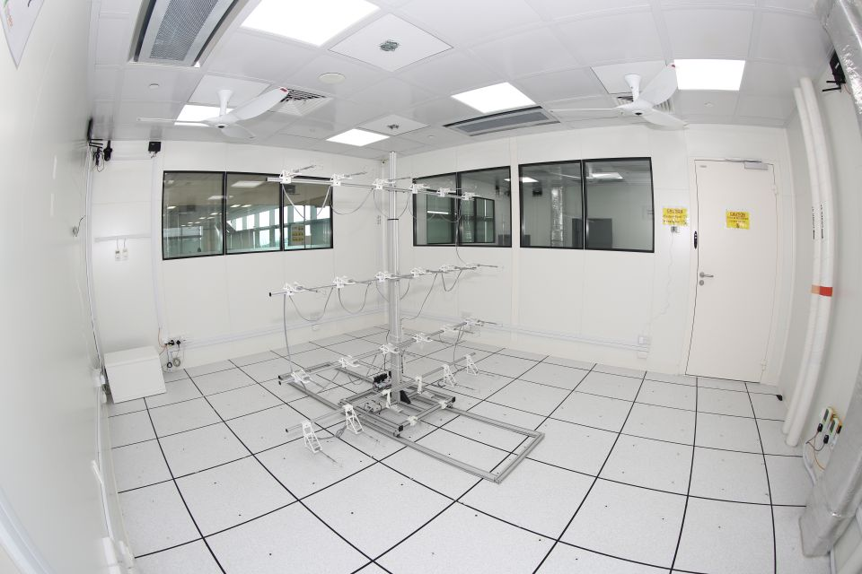 Testbed Rooms