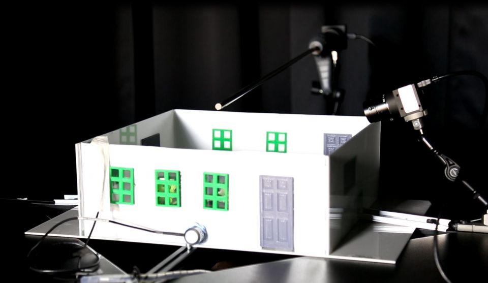 Compact Artificial Sky Model Sensor