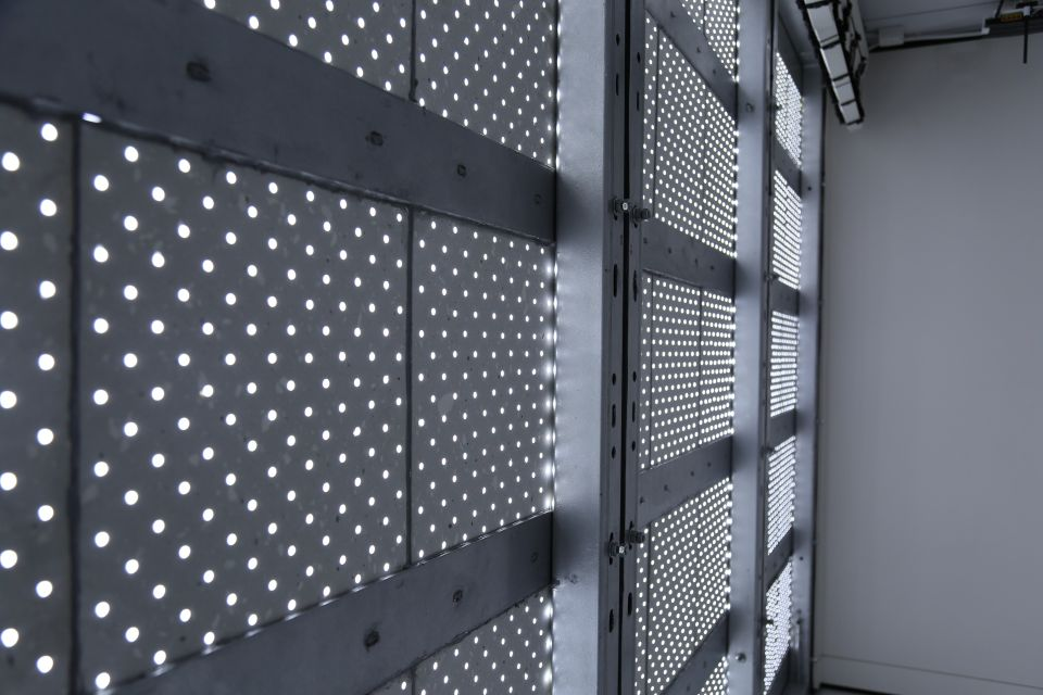Testbed Room II Facade Experiment
