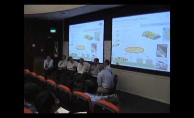 Nilesh Y. Jadhav at SinBerBEST ERI@N Joint Workshop