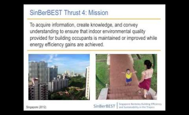 SinBerBest Movie from the Berkeley Team